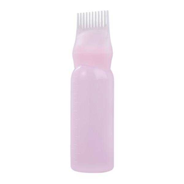 Buy 120ml Hair Dye Bottle Applicator Brush Dispensing Kit Hair ...