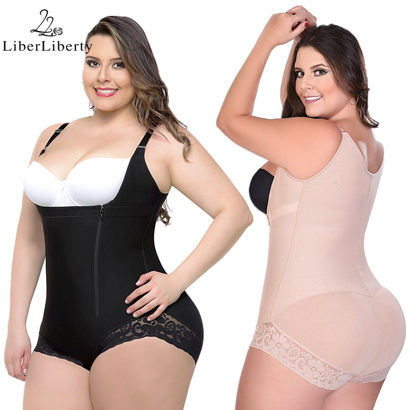 66d2b05127c Buy Trainer corset tummy control body shaper sexy bodysuit plus size ...