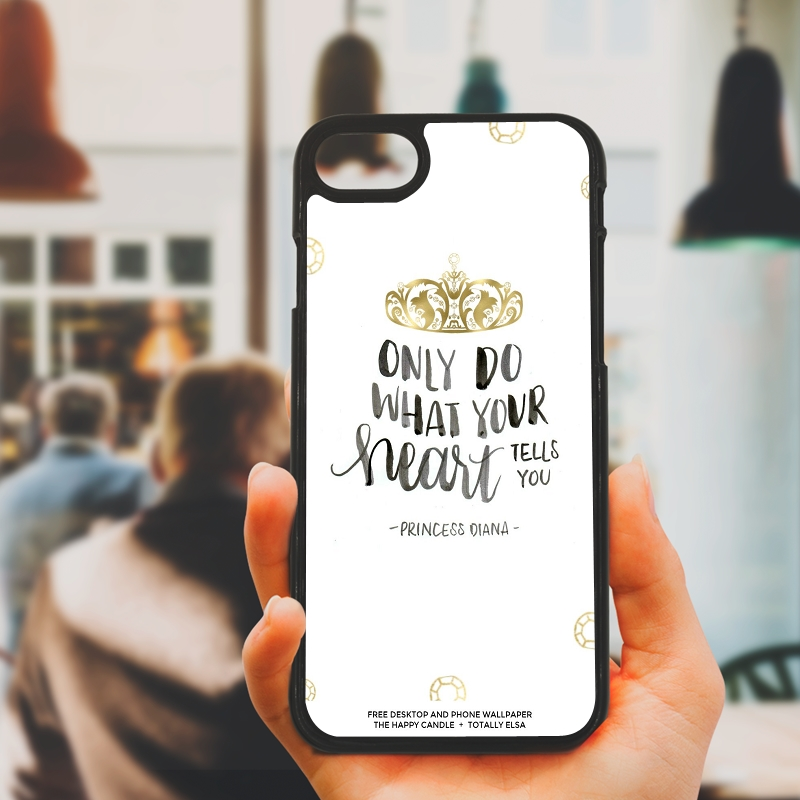 iphone 8 case positive quotes