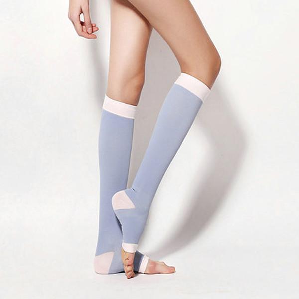 4ec0be13d44 Buy Women Venous Varicose Medical Health Stockings Toe Thin Legs ...