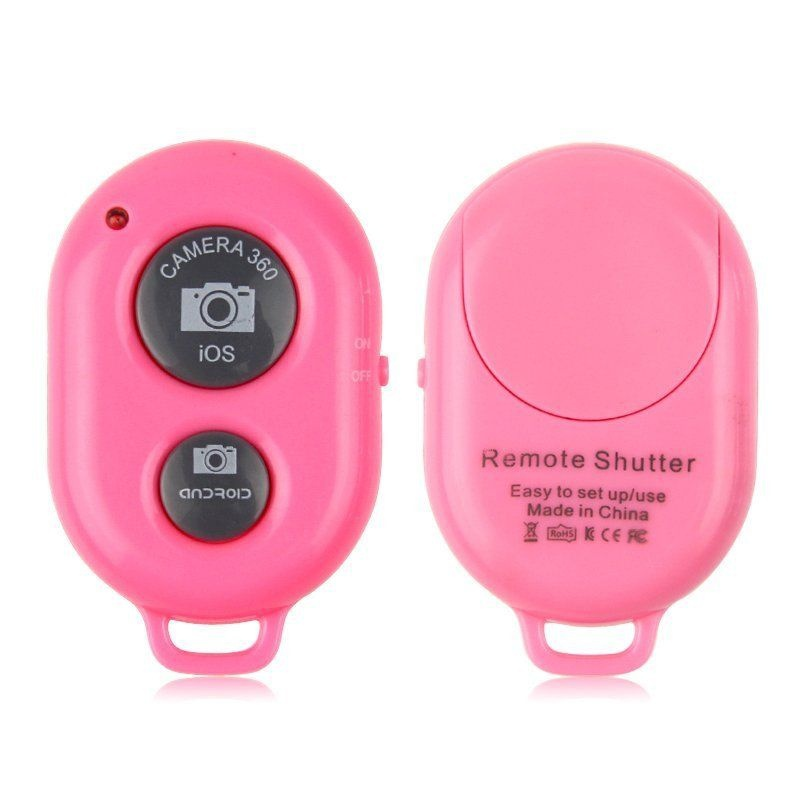 Buy Bluetooth Wireless Shutter Remote Control for Camera