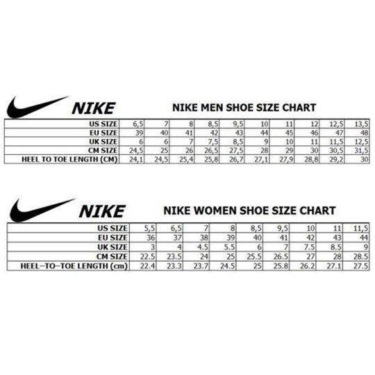 Sierra Recoger hojas biología  nike us women's shoe size chart Shop Clothing & Shoes Online