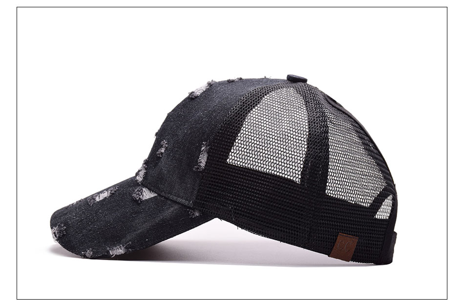 a08892cd Style:Casual Hat Size:One Size Gender:Women Model Number:Ponytail Caps  Pattern Type:Solid Department Name:Adult Hat size:55-60CM (Adjustable)